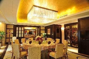 重庆合川华地王朝华美达广场酒店华地轩中餐厅包房