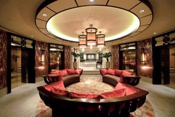 上海华亭宾馆观月台中餐厅