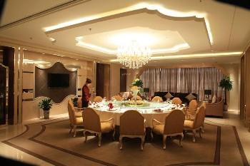 西安天朗森柏大酒店天悦中餐厅总包