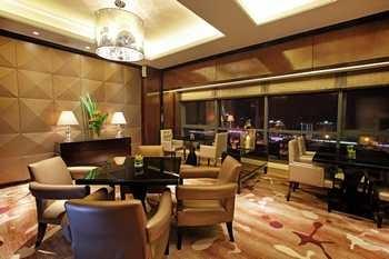 上海静安铂尔曼酒店行政酒廊