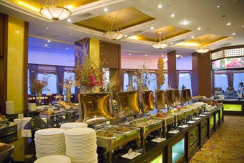 南昌东方豪景花园酒店26楼旋转餐厅