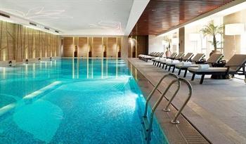 合肥富力威斯汀酒店游泳池