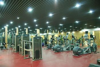北京華濱國際大酒店健身房