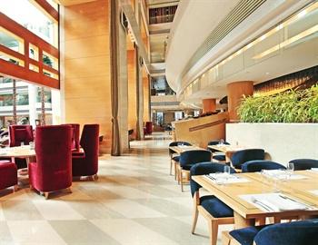 上海威斯汀大饭店舞台餐厅
