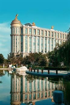 北京美泉宫饭店酒店外观