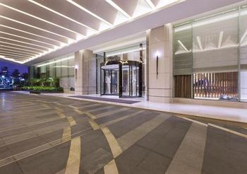 厦门威斯汀酒店酒店入口