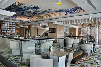 上海外滩英迪格酒店江畔咖啡厅
