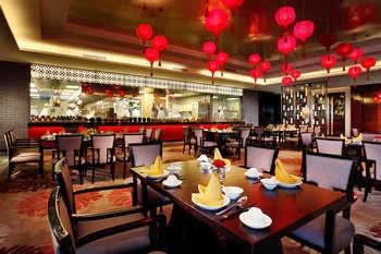 广州圣丰索菲特大酒店餐厅