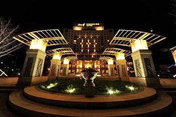 大连远洲大酒店酒店外观图片