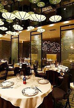 天津中心唐拉雅秀酒店中餐厅
