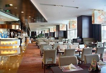 北京国家会议中心大酒店咖啡厅