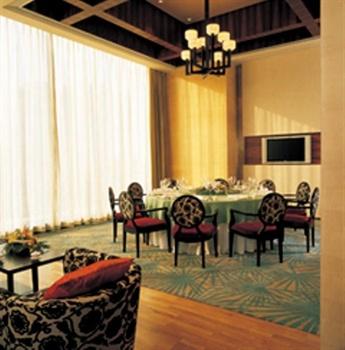上海裕景大饭店御庭中餐厅包房