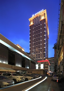 成都明宇丽雅饭店酒店外观图片