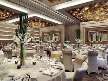天津君隆威斯汀酒店宴会厅