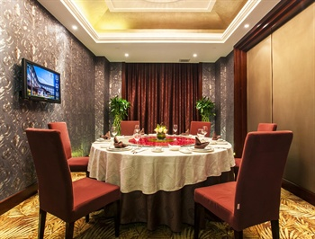 杭州启航国际大酒店中餐包厢