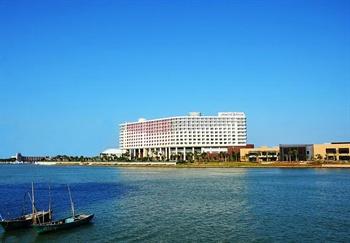 海口星海湾豪生大酒店外观图片
