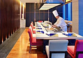 重庆丽笙世嘉酒店日本餐厅