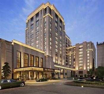 上海半岛酒店酒店外观图片