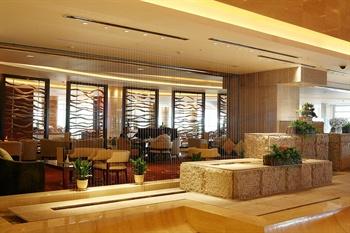 杭州富阳国际贸易中心大酒店大堂吧