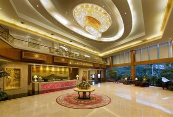 中信宁波国际大酒店大堂
