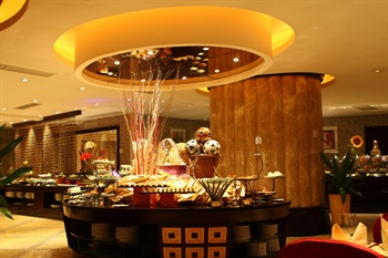 广州地中海国际酒店2楼西餐厅