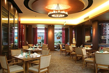 成都海悦酒店圣悦厅西餐厅