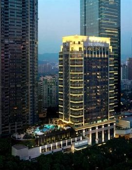 深圳东海朗廷酒店酒店外观图片