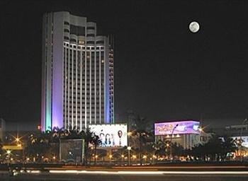 汕头金海湾大酒店酒店外观图片