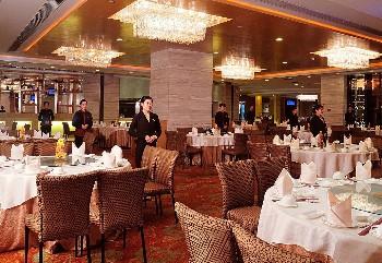 东莞欧亚国际酒店中餐大厅