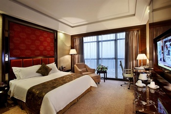 深圳南山鸿丰大酒店高级单人房
