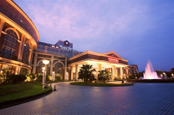 成都家园国际酒店外观图片