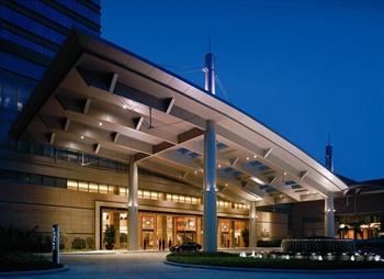 广州香格里拉大酒店外观图片