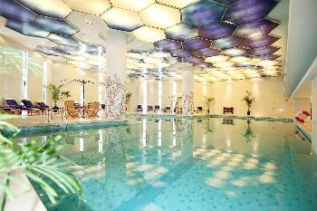南京武家嘴国际大酒店游泳池