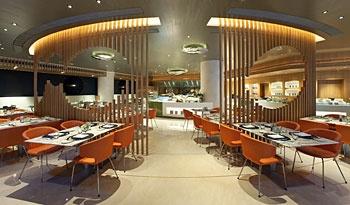 深圳益田威斯汀酒店咖啡厅