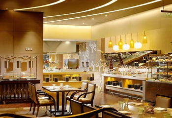 成都首座万丽酒店咖啡厅