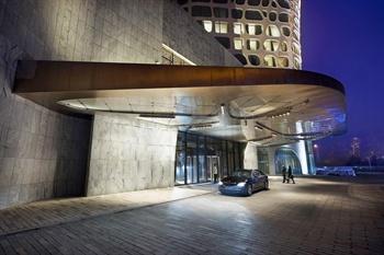 北京康莱德酒店酒店入口图片