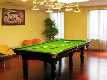 深圳华安国际大酒店桌球室