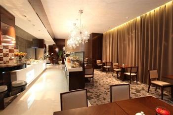北京朝阳悠唐皇冠假日酒店皇冠贵宾酒廊