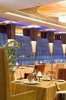 南京索菲特银河大酒店西餐厅
