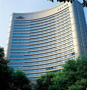 上海古象大酒店酒店外观图片
