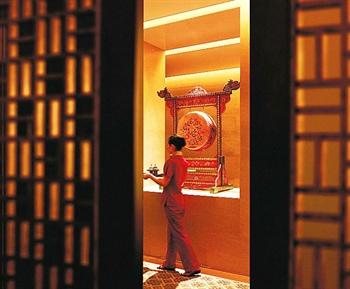 广州香格里拉大酒店水疗中心