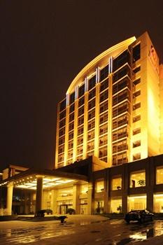 北京京仪大酒店外观