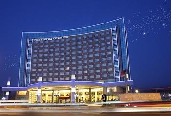 威海铂丽斯国际大酒店酒店外观图片