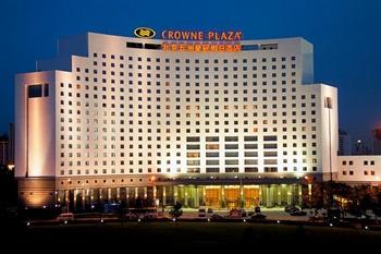 北京北辰五洲皇冠国际酒店酒店外观图片