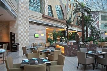 青岛宝龙福朋喜来登酒店餐厅