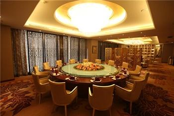 武汉阳光酒店阳光贵宾厅