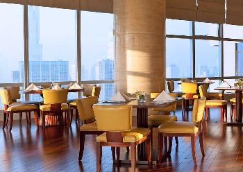 南京金茂威斯汀大酒店知味西餐厅