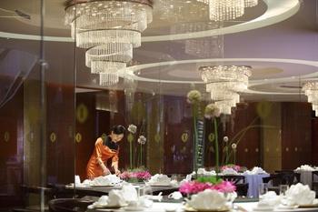 杭州洲际酒店中餐厅