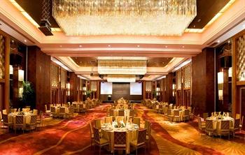 南京索菲特银河大酒店钻石厅