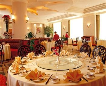 北京龙城温德姆酒店中餐厅
